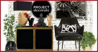 home decor inspiration edgy glamour edgy contrast for white home decor style