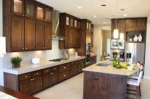 molding on kitchen cabinets molding burrows cabinets central texas builder direct