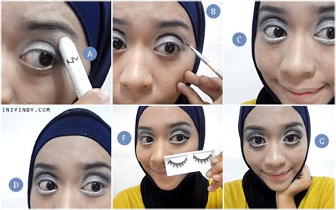 Pensil Alis Ultima ini vindy yang ajaib despicable me make up inspired