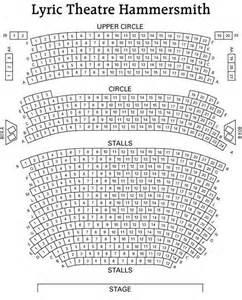 lyric hammersmith seat plan for bugsy malone