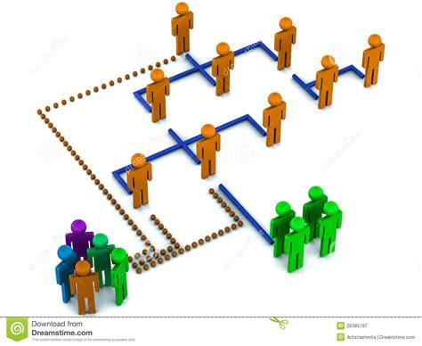 Fila Semplice 6 Mens personal y l 237 nea de la estructura de organizaci 243 n