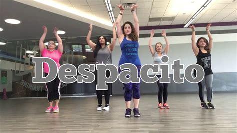 despacito youtube zumba zumba 174 fitness choreography despacito feat justin