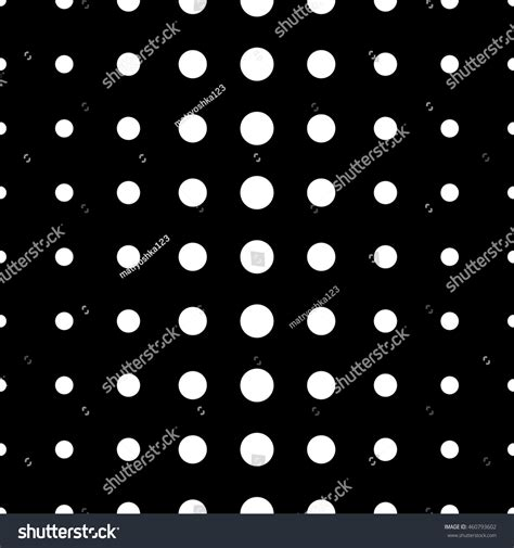 seamless polka dot pattern vector background seamless vector decorative background polka dots stock