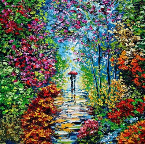 painting garden 50 awe inspiring paintings