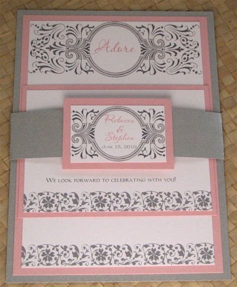 pink white and silver wedding invitations 17 best ideas about pink silver weddings on silver wedding colour theme silver