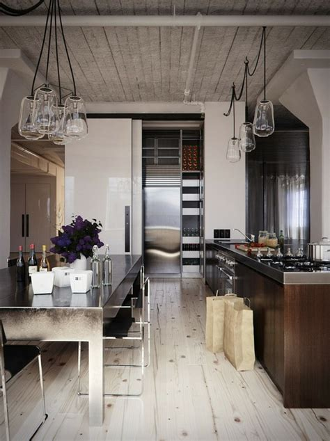 rustic kitchen design blue tea kitchens