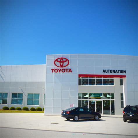 Auto Nation Toyota Autonation Toyota Thornton Road In Lithia Springs Ga