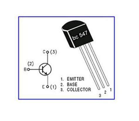 transistor bc547b 10 x transistor bc547b to 92 npn ebay