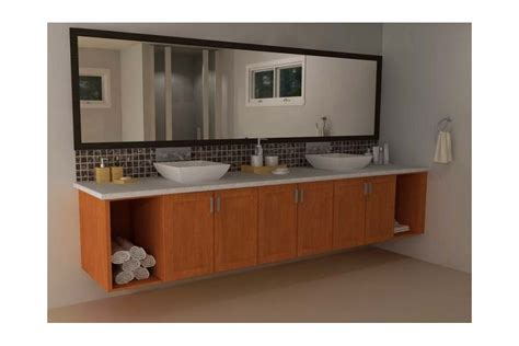 using kitchen cabinets for bathroom vanity floating bathroom vanity using kitchen cabinets bathroom