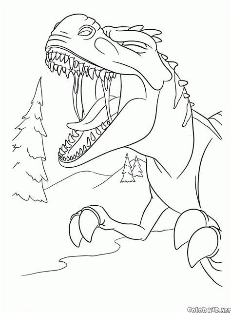 diego dinazor kurtarma resmi disegni da colorare l era glaciale l alba dei dinosauri