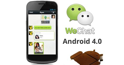 wechat for android wechat free - Wechat Android