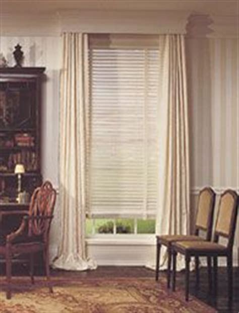 window treatments blinds and curtains together 1000 images about shades drapes together on pinterest
