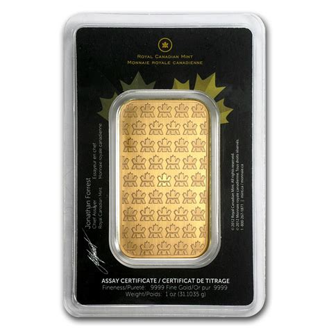 1 oz silver bar canada royal canadian mint gold bar 1oz goldsilver central