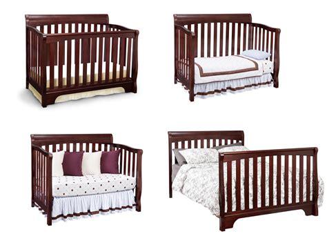Delta Eclipse Toddler Bed Rail Amazon Com Delta Children Eclipse 4 In 1 Crib White Baby