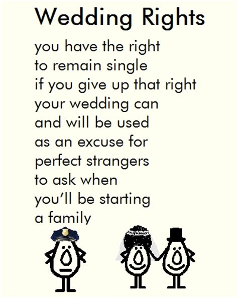 Wedding Wishes Poem by Wedding Rights A Congrats Poem Free