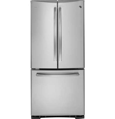 ge door refrigerator not cooling ge profile series 19 5 cu ft door refrigerator