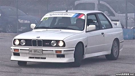 bmw m3 e30 with a intake exhaust bmw s inline 4