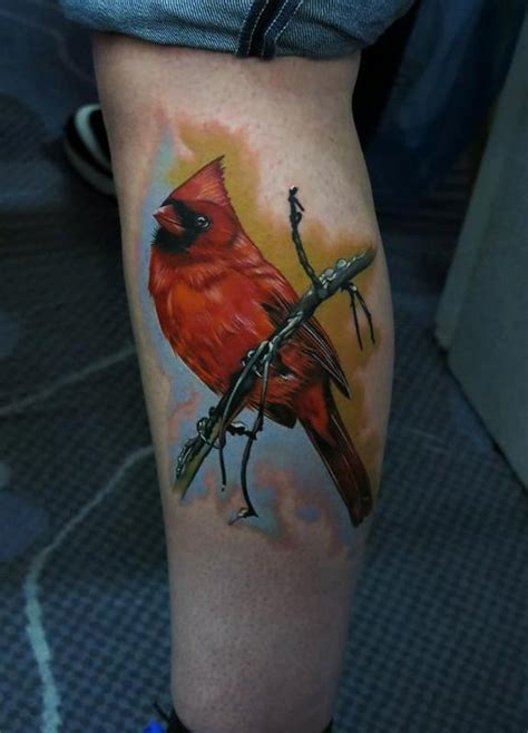 cardinal tattoo meaning cardinal tattoos designs ideas and meaning tattoos for you