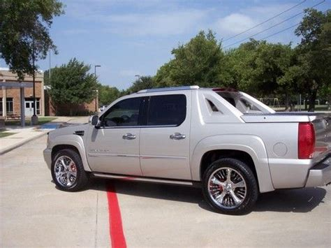 how cars run 2007 cadillac escalade ext transmission control find used 2007 cadillac escalade ext in plano texas united states for us 33 000 00