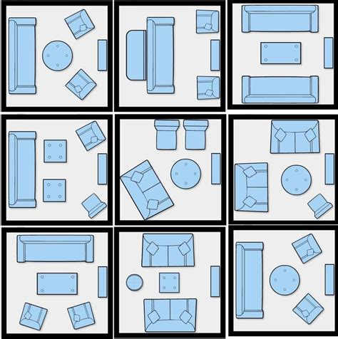Furniture Arranging Tricks And Diagrams To Revive Your Home | furniture arranging tricks and diagrams to revive your home