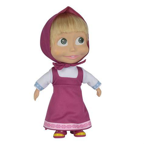 masha and the doll masha and the soft doll masha 23cm ebay