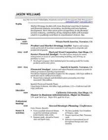 Sample Resume Template resume 85 free sample resumes by easyjob sample resume templates