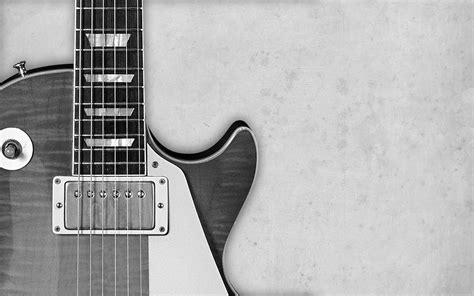 guitar wallpaper black and white hd black white guitar wallpaper hd wallpaper wallpaperlepi