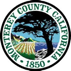 Monterey County Records File Seal Of Monterey County California Png Wikimedia Commons