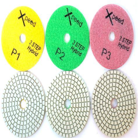 3 Step Polishing Pads Granite by 3 Step Polishing Pads Polishing Tools
