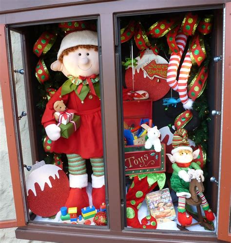 263 best i love christmas window displays images on