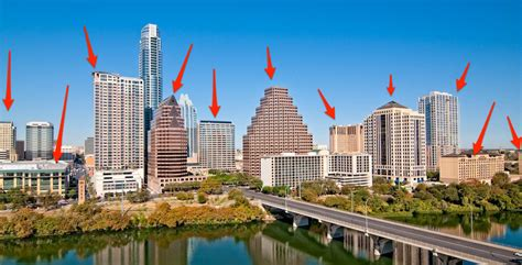 austin s the odd thing about austin s skyline towers
