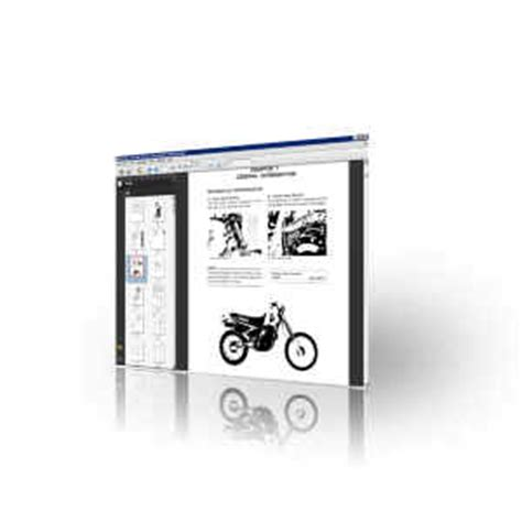 yamaha tt600 service manual