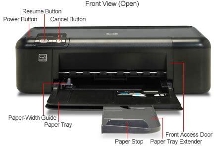 hp deskjet d2660 resetter software how to replace an empty ink cartridge in the hp deskjet