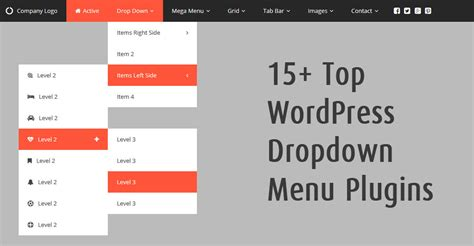 menu layout in wordpress 15 top dropdown menu wordpress plugins