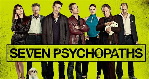 recommended film psikopat cinelists seven problems with seven psychopaths 2012