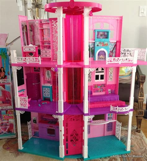 Barbies New Dream House 2014 Autos Post