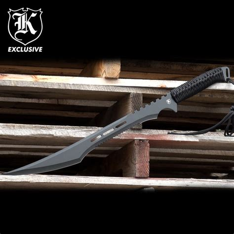 tactical sword secret tactical sword budk knives
