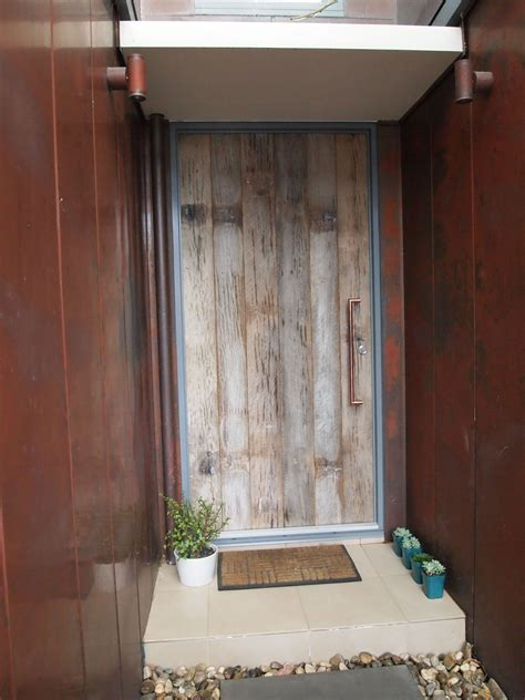 recycled timber doors by williams cion www