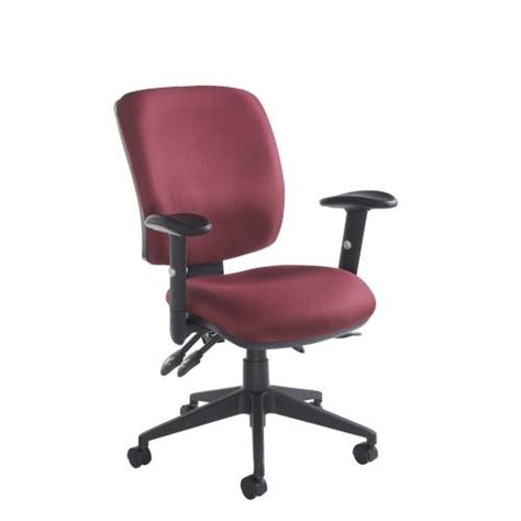 upholstery supplies boston mode1 posture medium back chair black mod101 k