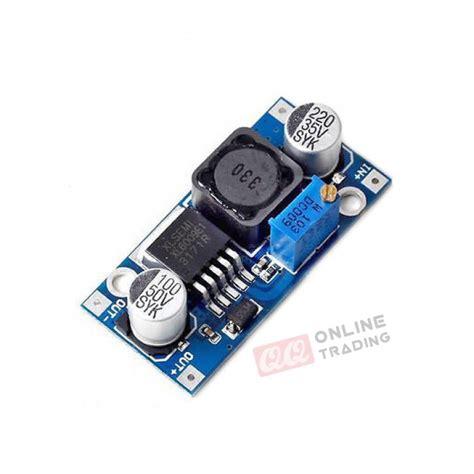Xl6009 Adjustable Dc Dc Step Up Boost Module dc dc step up xl6009 peak 4a adjustable voltage regulator module boost converter qq