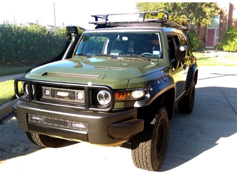 Toyota Cruiser Used 2014 Toyota Fj Cruiser For Sale By Owner In
