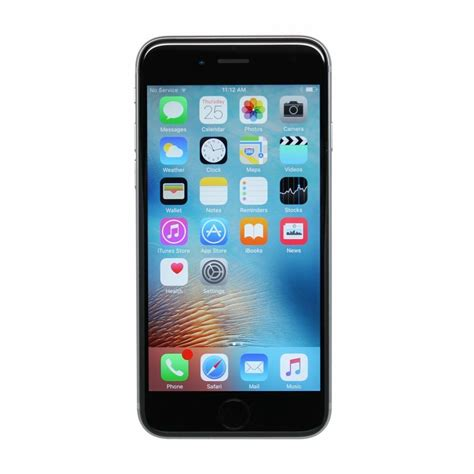 apple iphone 6s plus space gray ebay
