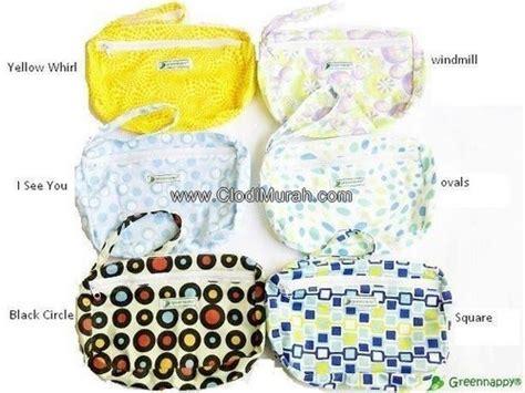 Tas Bag Rumparooz tas menstrual pad grosir retail clodi perlengkapan