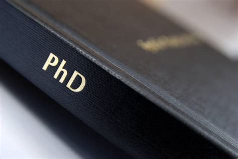 doctoral dissertations choosing a phd subject times higher education the