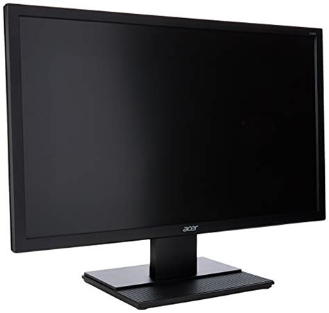 Monitor Acer 24 Inch acer um fv6aa 004 24 inch screen lcd monitor top true reviews