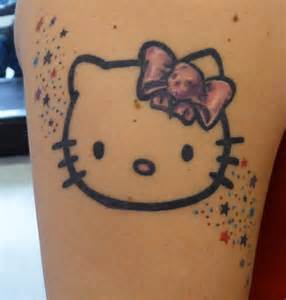 35 cute amp crazy hello kitty tattoo design entertainmentmesh