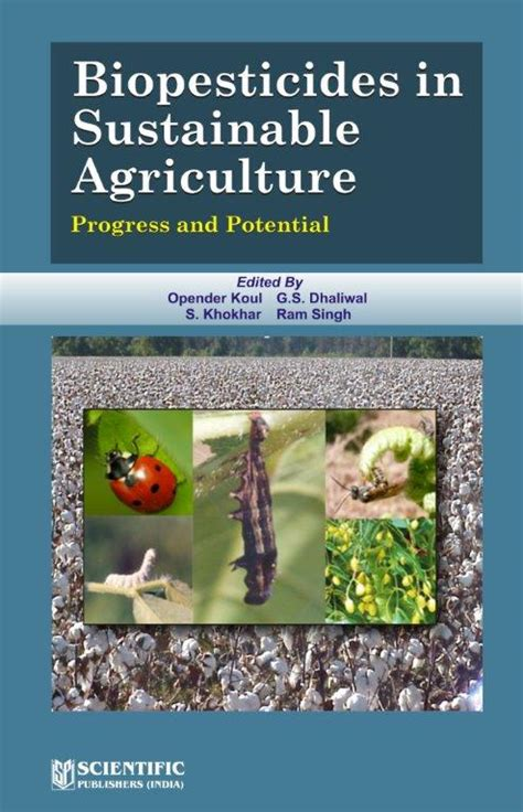 Vedams Ebooks Biopesticides In Sustainable Agriculture