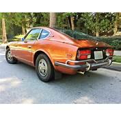1970 Datsun 240Z  Overview CarGurus