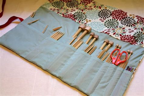 zippered knitting needle knitting needle with zipper pocket by skadoot on by