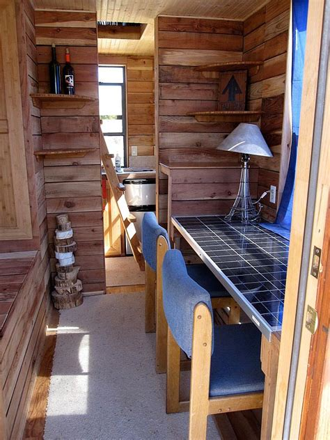 Micro Homes Interior by Tiny House Powered By Solman Mobile Solar Generator